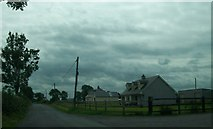 N0624 : Bungalows on the Belmont Road at Mough, Co Offaly by Eric Jones