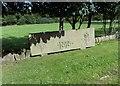 SK3197 : Reclaimed masonry at Smithy Fold by Neil Theasby
