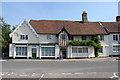 TM1763 : Debenham High Street by Richard Croft