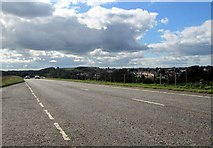 NS8356 : The A71 heading south-west by James Denham