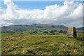 SH8935 : Summit area of Gwastadros (Moel y Garnedd) by Trevor Littlewood