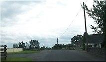 N0626 : Clonlyon Cross Roads on the Belmont Road by Eric Jones