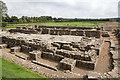 NY9864 : Granaries, Corbridge Roman Site by David P Howard