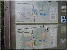 N2020 : Maps of the Lough Boora Parklands by Eric Jones