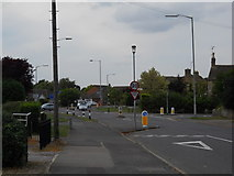 TF1505 : Lincoln Road, Glinton by Paul Bryan