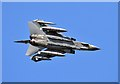 NJ2270 : A Tornado over Lossiemouth by Walter Baxter
