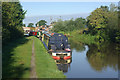 SJ5360 : Shropshire Union Canal, near Bates Mill Bridge by Stephen McKay