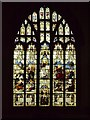 SK7953 : Parish Church of St Mary Magdalene, Newbold Memorial Window by David Dixon