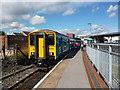 SO0506 : Merthyr Tydfil Station by Dr Neil Clifton
