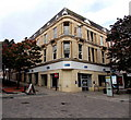 ST3187 : From Lloyds TSB to TSB in Newport city centre by Jaggery