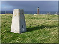 NB5266 : Butt Of Lewis Trig Point by Rude Health