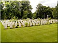 SK8052 : Polish War Cemetery, Newark -on-Trent by David Dixon