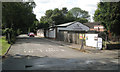 SP1295 : Sutton Sports & Social Club by a private road by Robin Stott