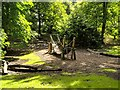 SE4017 : Children's Play Area, Nostell Park by David Dixon