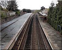 SO7845 : Great Malvern railway station by Jaggery