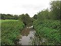 TQ5485 : River Ingrebourne, Hacton by Roger Jones
