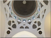 SP5206 : Oxford Centre for Islamic Studies, dome of mosque by David Hawgood