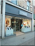 SY6990 : Clarks, South Street by Basher Eyre