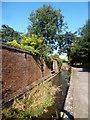 SU9597 : River Misbourne, Amersham Old Town by Des Blenkinsopp
