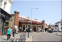 TQ2805 : Hove Station by N Chadwick