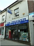 SY6990 : Top Drawer, South Street by Basher Eyre