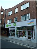 SY6990 : Oxfam, South Street by Basher Eyre
