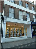 SY6990 : fox & sons, South Street by Basher Eyre