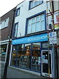 SY6990 : Charity bookshop in South Street by Basher Eyre