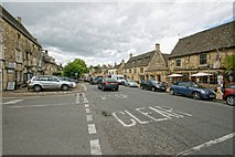 SP2512 : High Street, Burford by Dave Hitchborne