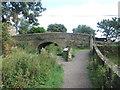 SK3451 : Poyser's Bridge, Cromford Canal by John Slater
