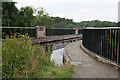 NS9675 : Approaching the Avon Aqueduct by Anne Burgess