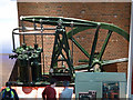 TQ2679 : The Science Museum - J & E Hall beam engine by Chris Allen
