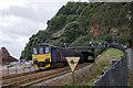 SX9676 : Railway at Dawlish by Stuart Wilding