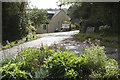 SW7947 : Entrance to Penrose Water Gardens by Elizabeth Scott
