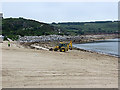 SV9010 : Currying Porthcressa Beach by John Rostron