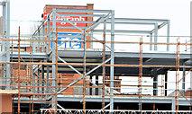 J3374 : Building, Belfast (4 in 2013) by Albert Bridge