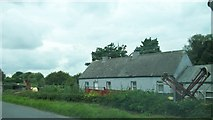 N0932 : Traditional farm cottage at Garrison, Offaly by Eric Jones