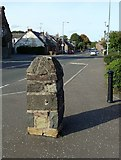 NS6113 : Castle Cairn, New Cumnock by Mary and Angus Hogg