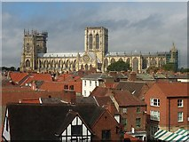 SE6052 : York Minster by Robin Drayton