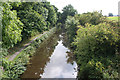 NS9577 : Union Canal from Kirk Bridge by Anne Burgess
