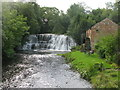 NY6815 : Rutter Force by G Laird
