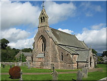 NY6813 : St Peter's, Great Asby by G Laird