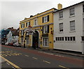 SU1429 : The Red Lion Hotel in Salisbury by Jaggery