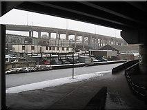 SP0990 : Aston under snow 10-Birmingham by Martin Richard Phelan