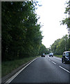 TL2359 : A428 Cambridge Road by Adrian Cable