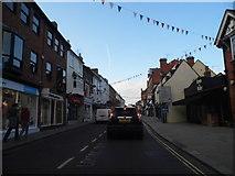 SU7682 : Duke Street, Henley by David Howard