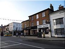 SU7682 : Hart Street, Henley on Thames by David Howard