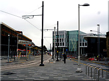 SD8913 : Rochdale: Smith Street by Dr Neil Clifton