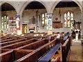 SD8706 : Inside Middleton Parish Church by David Dixon