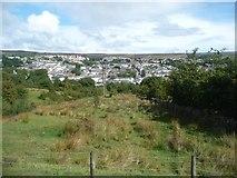 SO2508 : View over Blaenavon by Christine Johnstone